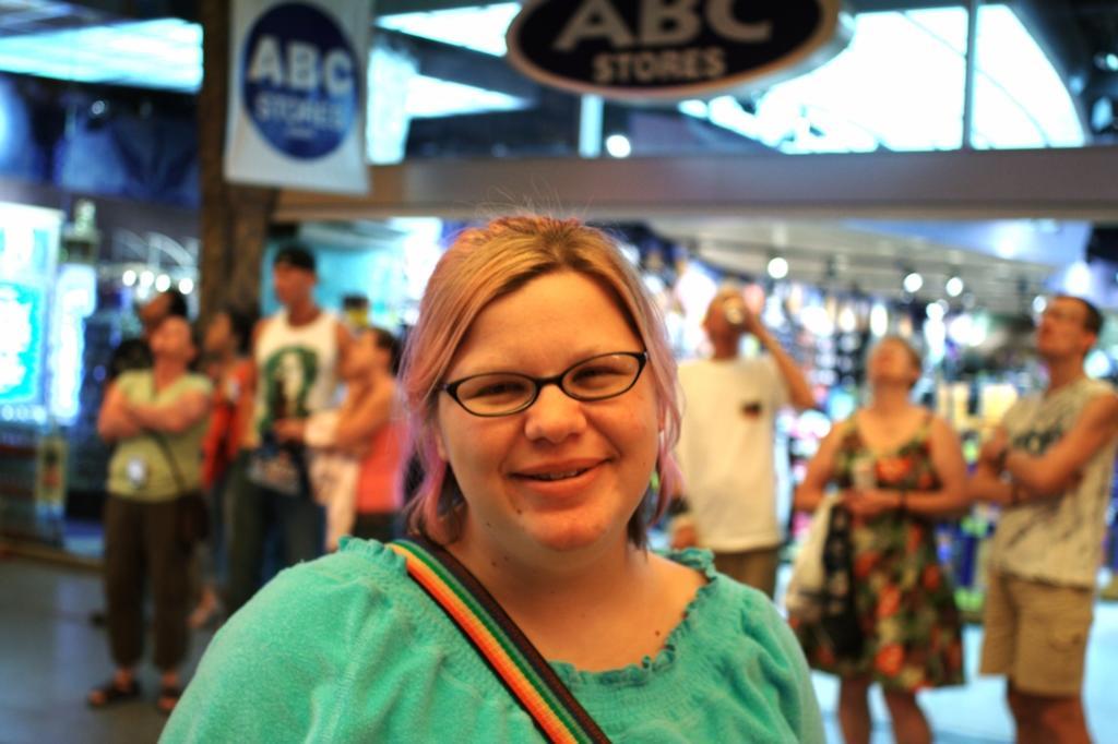 Mariah at Freemont Street