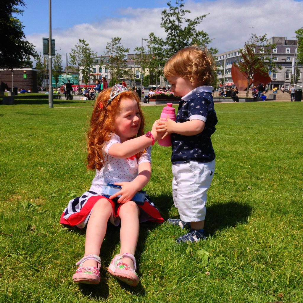 Ella and Oisin