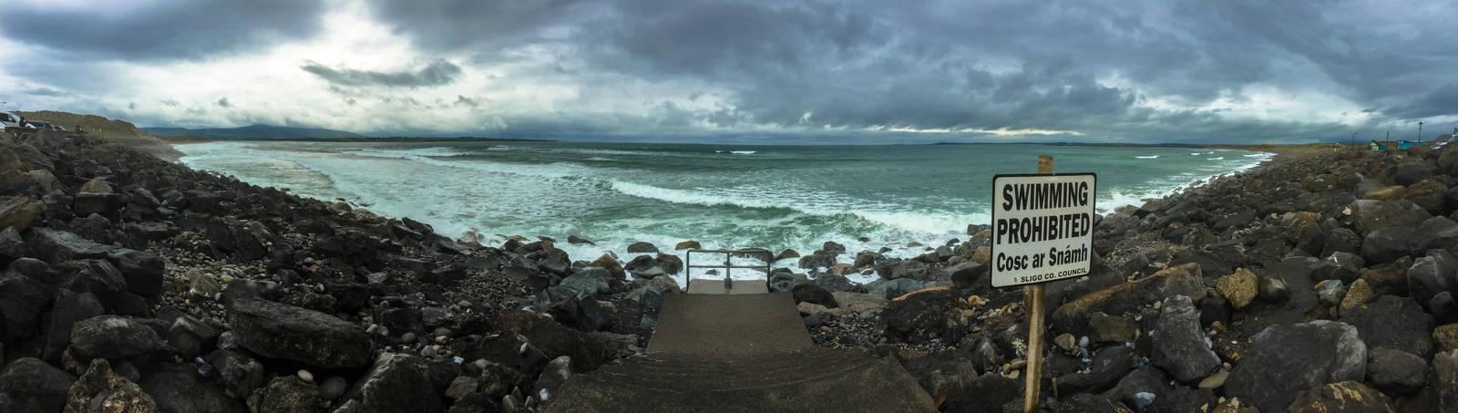Stormy Strandhill