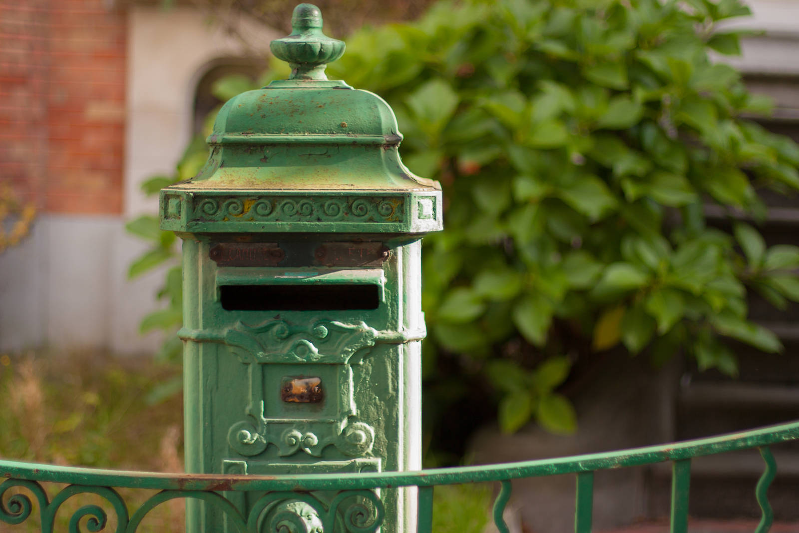 Postbox, Brussels
