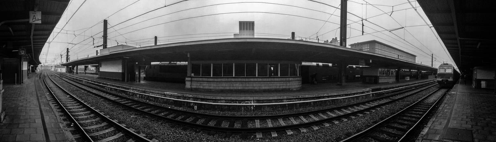 Panorama of Platform #12