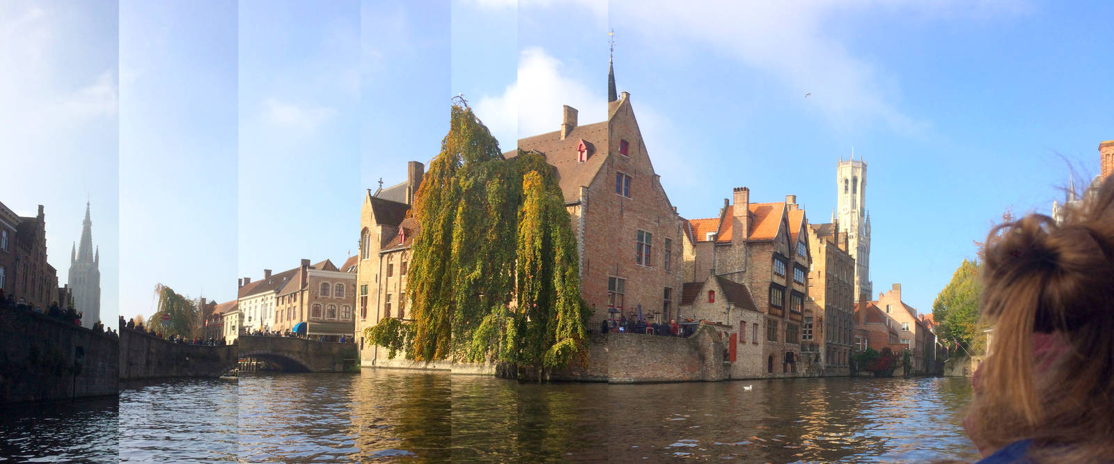 Brugge from the Dijver