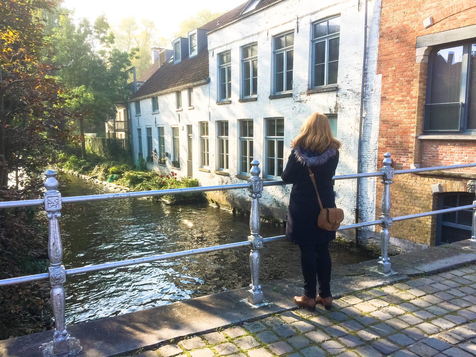 Eadaoin at Zonnekemeers, Brugge