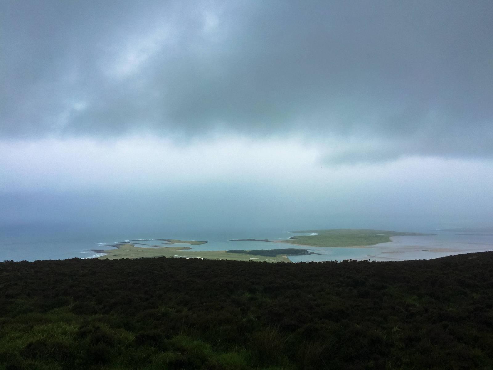 Sligo Bay from Knocknarea