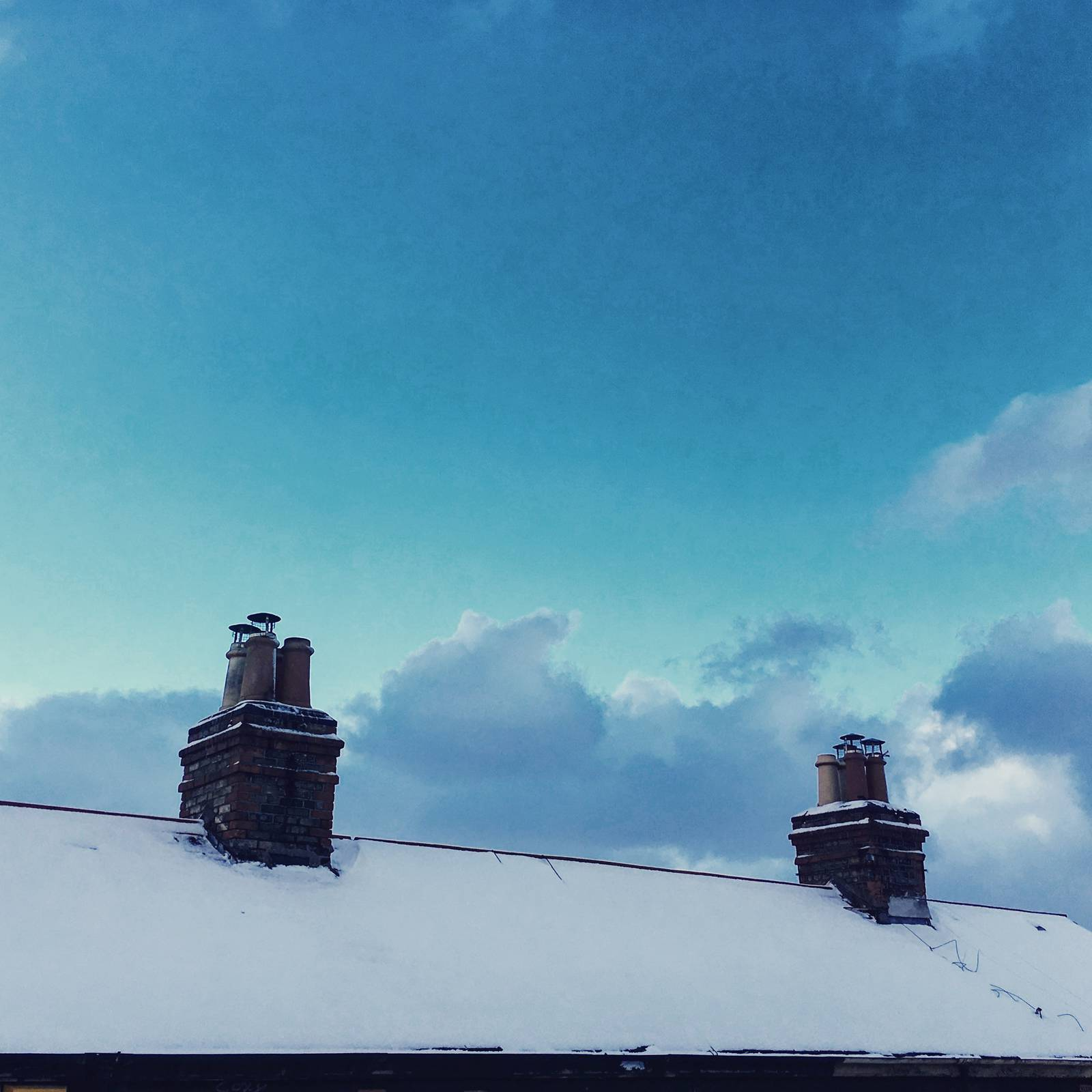 Harold's Cross Rooftops