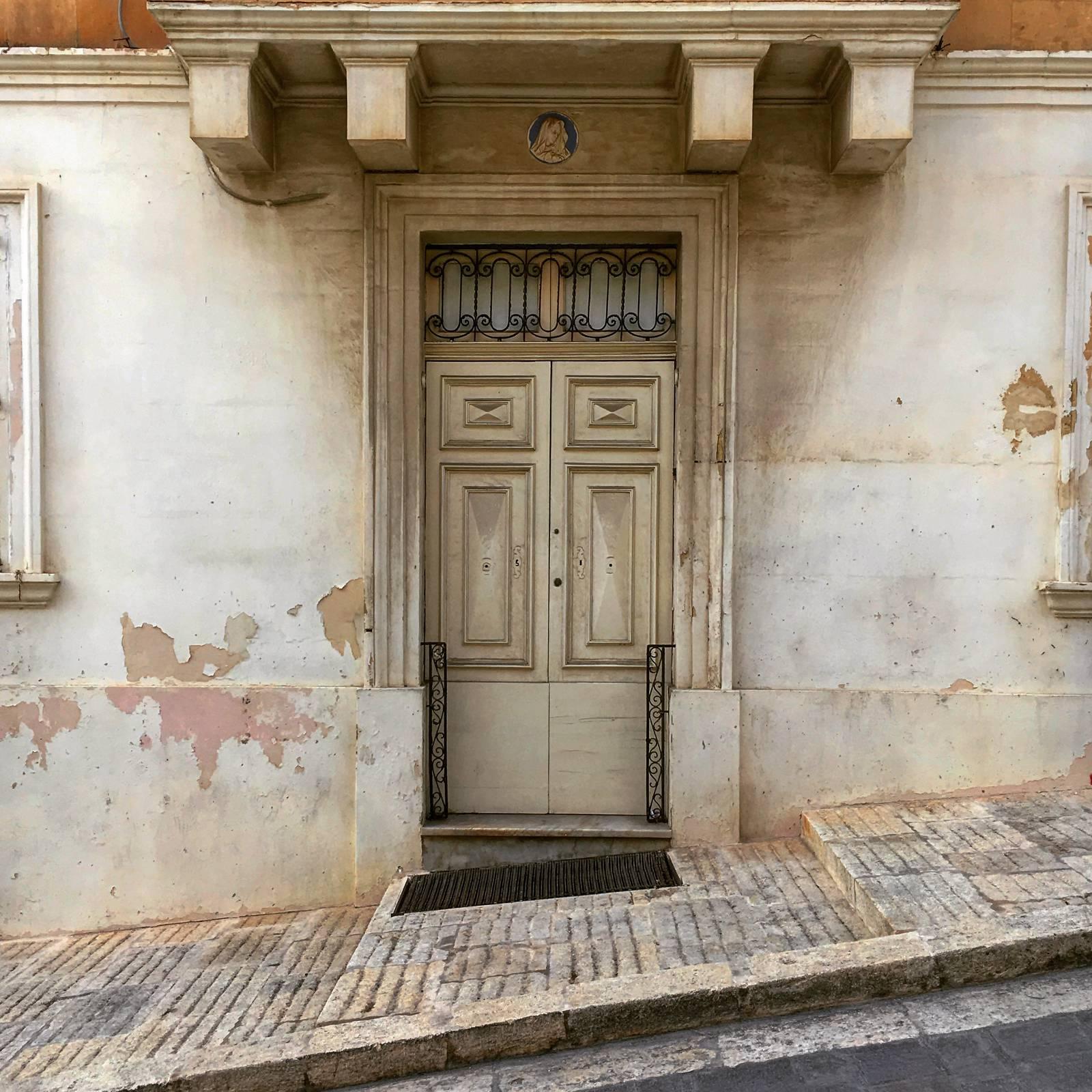 Doorway in Victoria