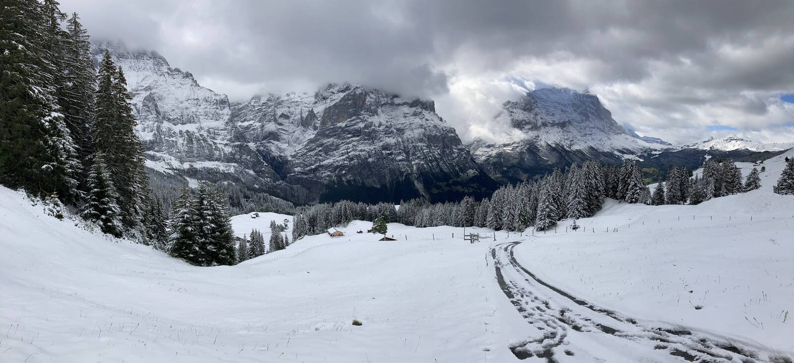 The Grindelwald Valley, Bern