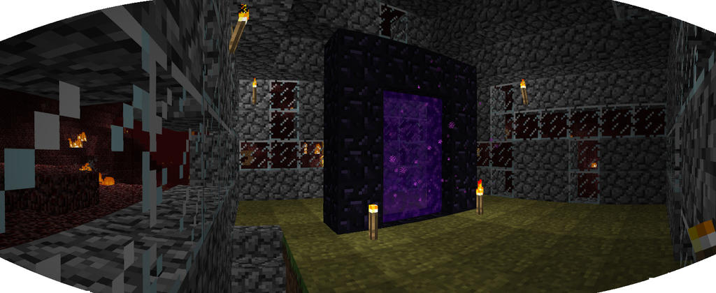 The Nether...civilized