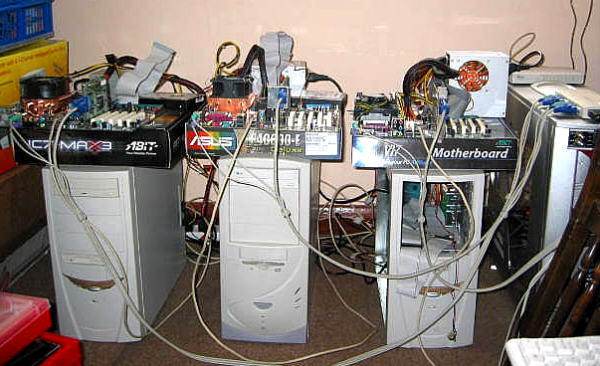 Miscellaneous computers