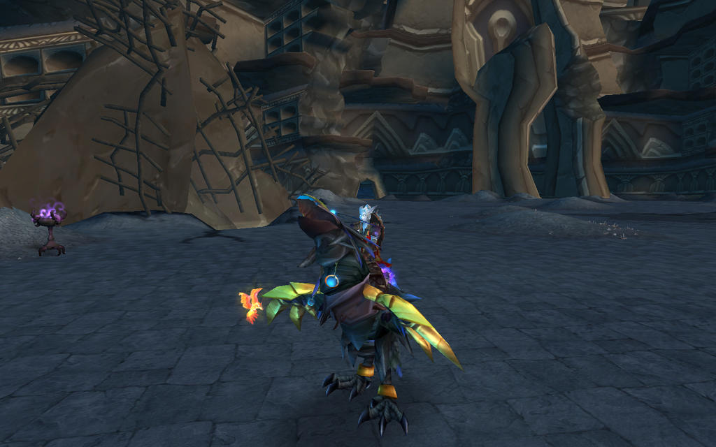Reins of the Raven Lord dropped!