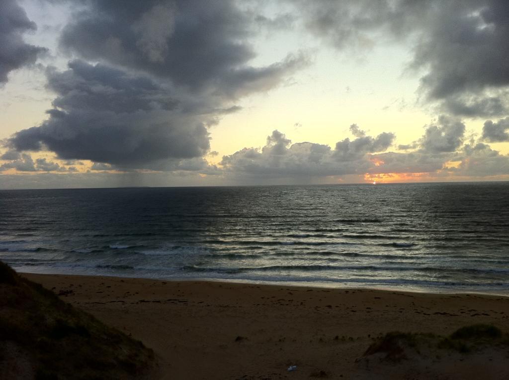 The beach at Cliffoney, Co. Sligo