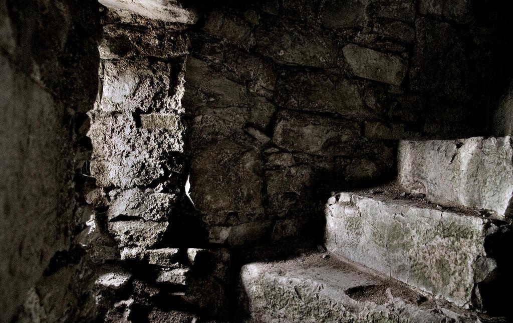 Merlin Castle interior