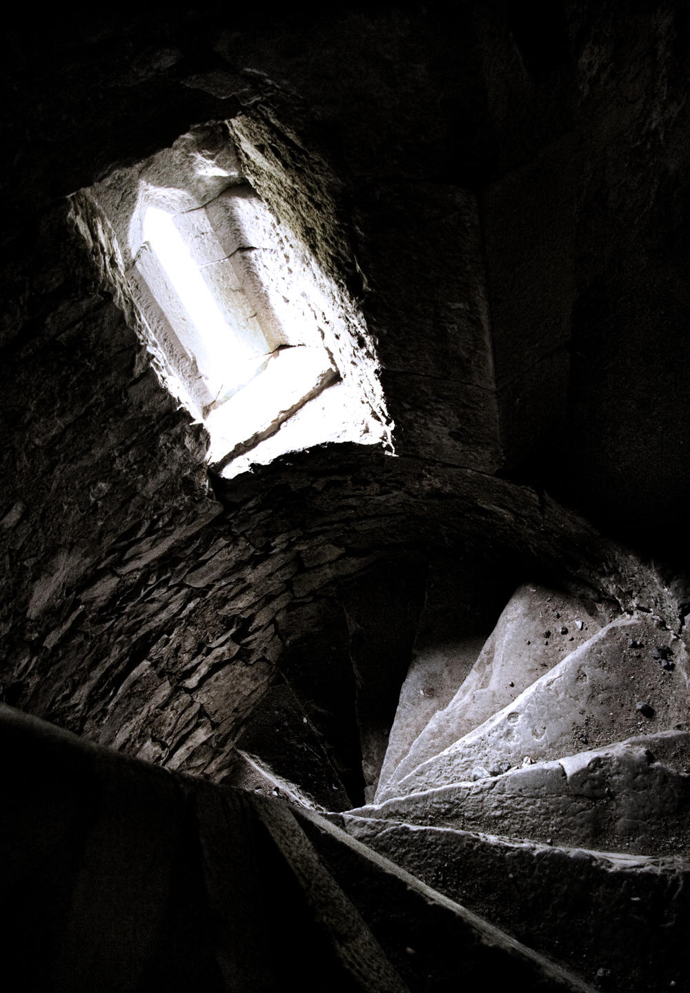 Merlin Castle interior