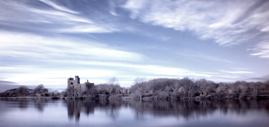 Menlo Castle infrared #1