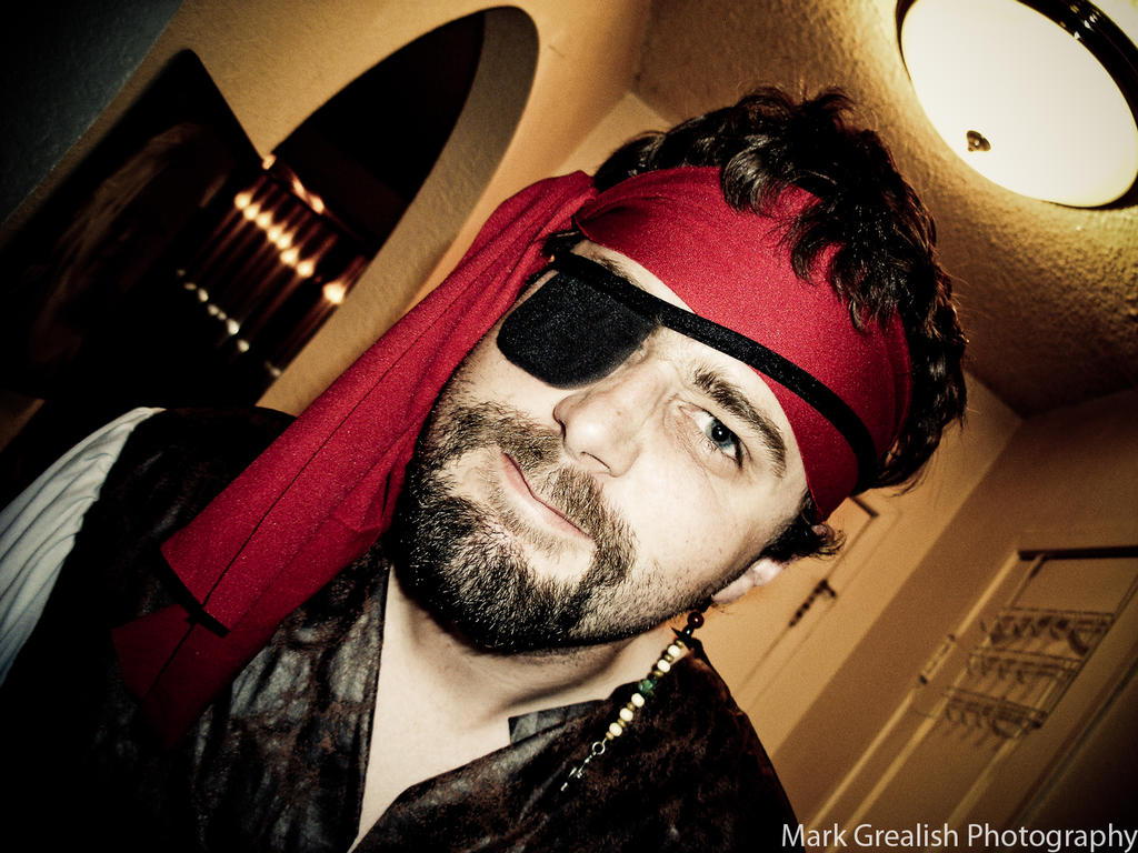 Pirate Mark