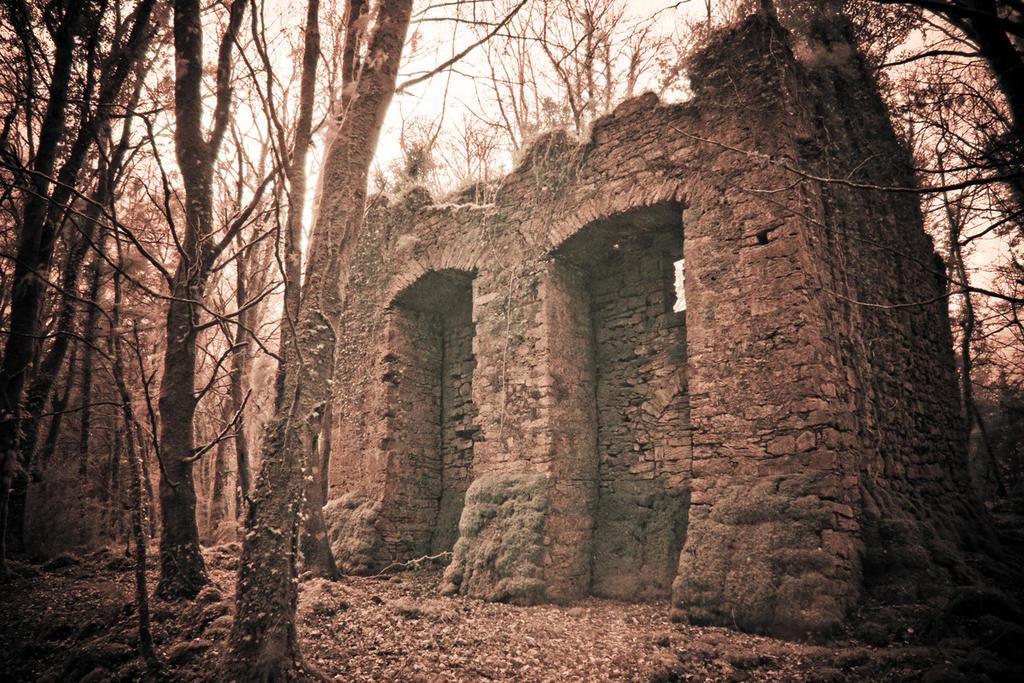 Ballykine Castle