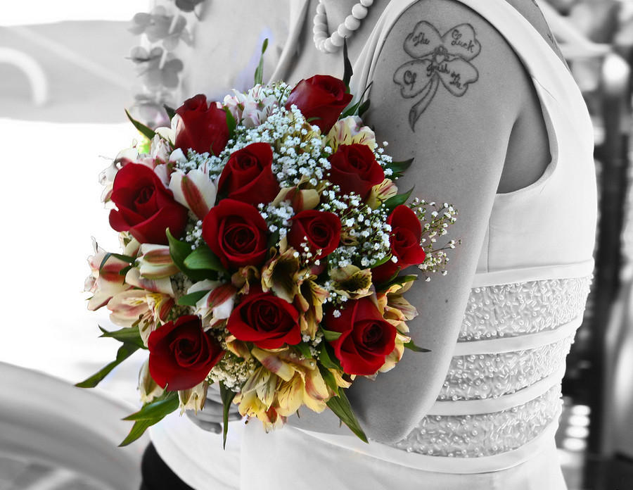 Holli's bouquet