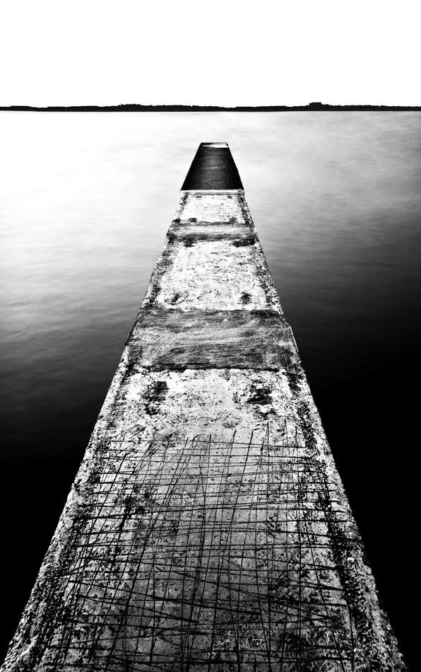Day 124: Pier at Loughrea's Point park