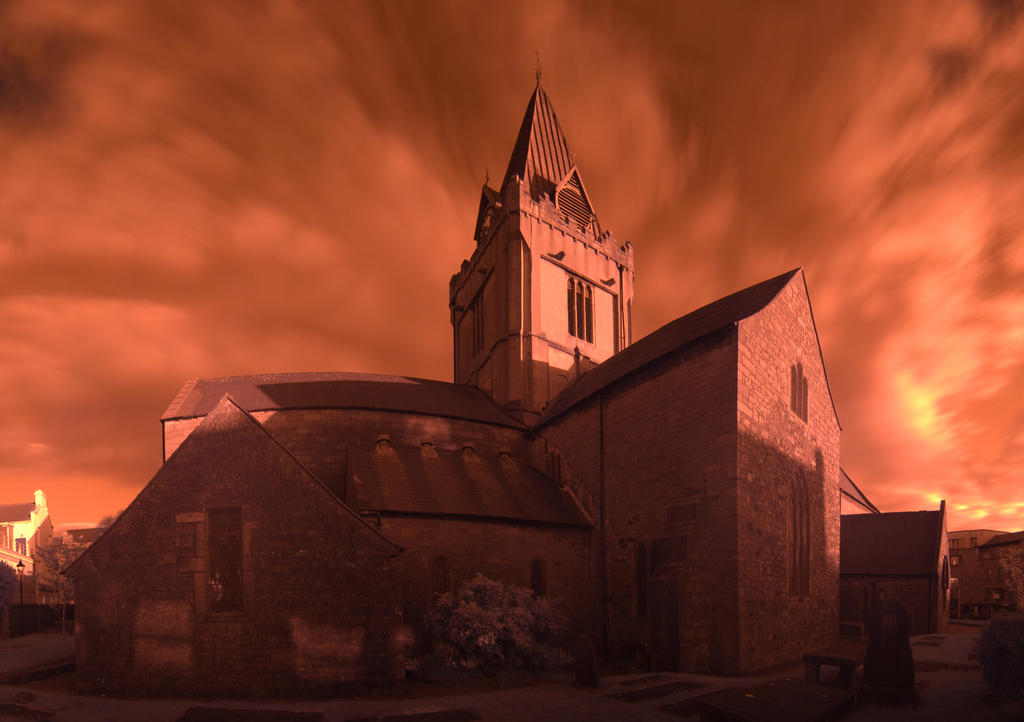 St. Nicolas' Church, Galway