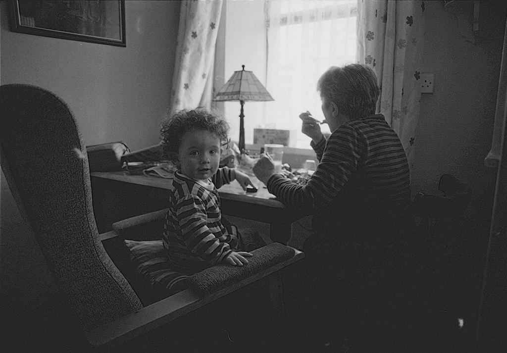 Ilford HP5+ 400 ASA #3