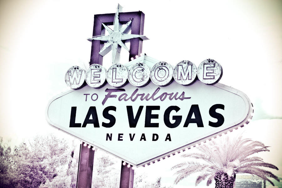 Sign: Welcome to Fabulous Las Vegas, Nevada