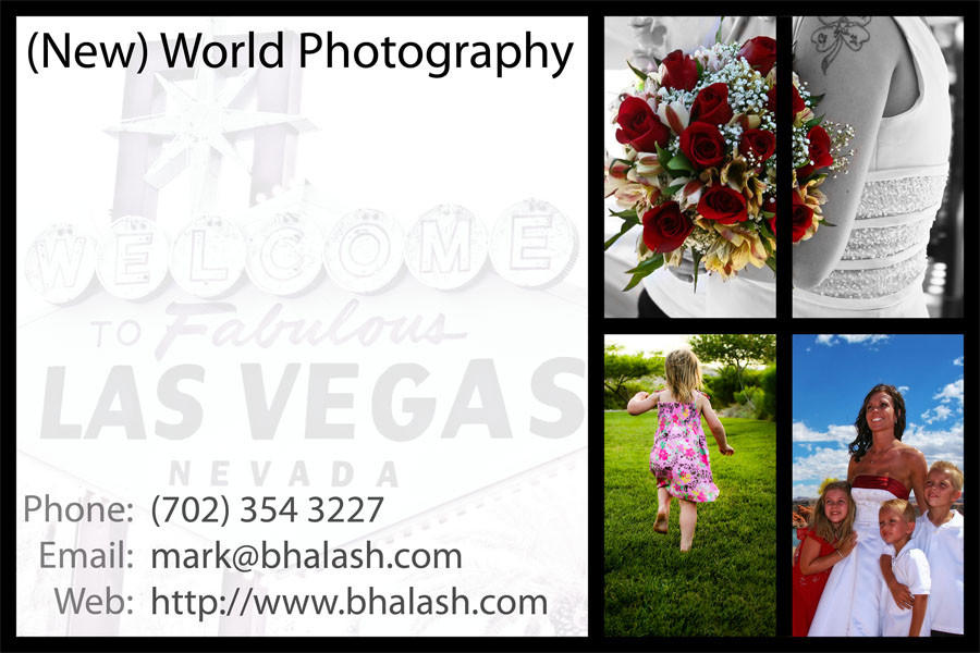Photography e-advertisement